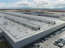 Footage Q5 Production and Audi Plant of Mexico