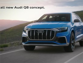 Audi Q8 Concept Trailer