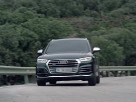 Audi SQ5 Footage AMTV  EN