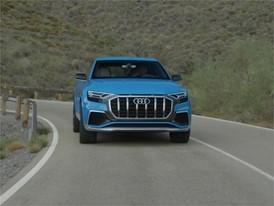 Audi Q8 concept Footage AMTV EN