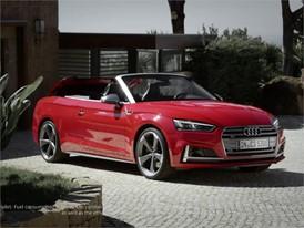 Audi A5 S5 Cabriolet Trailer  EN