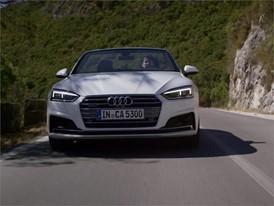 Audi A5 Cabriolet Footage AMTV EN