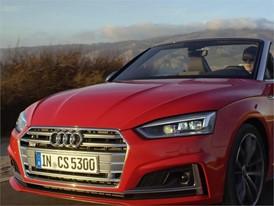 Audi S5 Cabriolet Footage AMTV EN
