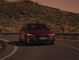 Audi A8 Trailer 2017 Clean