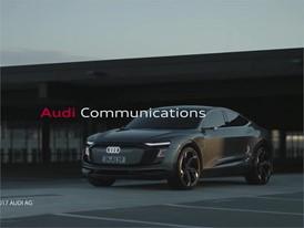 Audi Elaine Teaser