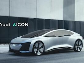Audi Aicon Teaser