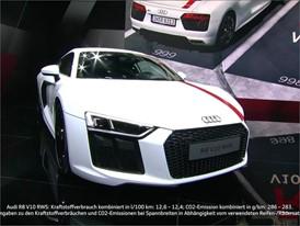 Highlights Audi Sport IAA 2017 DE