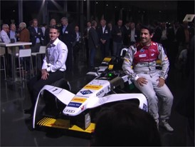 Audi Formula E Highlights 2017
