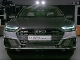 Footage Audi A7 Sportback Insight design