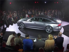 Highlights Press Event Audi A7 Sportback - English