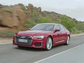 Audi A6 Footage