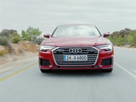 Audi A6 Trailer, please keep mind the music rights are limited only for online media until 2019 February 27th