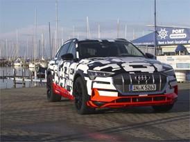 Audi Exhibition Geneva 2018 Footage Prototype