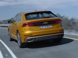 Audi Q8 Trailer 2018