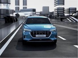Audi e-tron animation rekuperation 2018 en