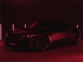 Audi e-tron GT concept Trailer