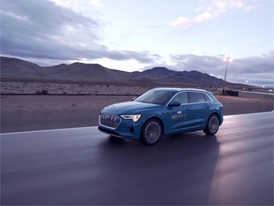 Footage - Audi driving experience ride xR