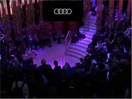 Audi CES keynote recodring