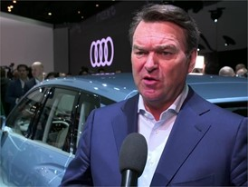 Geneva International Motor Show Interview Footage - English