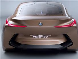 The BMW Vision Next 100 - Exterior Design