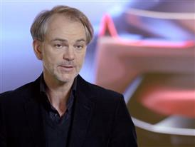 The BMW VISION NEXT 100 - Making of - Interview Adrian van Hooydonk. Senior Vice President BMW Group Design