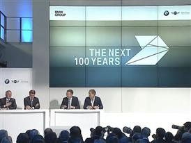 BMW Group Press Conference, Adrian van Hooydonk, Senior Vice president, BMW Group Design