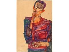 """El Museo Guggenheim Bilbao presenta """"Egon Schiele. Obras del Albertina Museum, Viena"""" - Hoy, inauguración"""