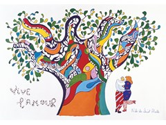 The Guggenheim Bilbao Museum presents Niki de Saint Phalle