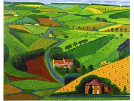 The Road Across the Wolds (1997)