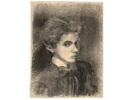 Self-portrait, 1906