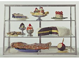 Pastry Case I 1961 62