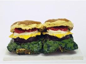 Two Cheeseburgers 1962