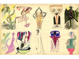 Brauner-Dessins collectifs