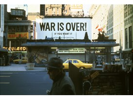 Yoko Ono War is Over 1969