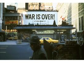 Yoko Ono War is Over 1969