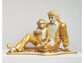 Koons Michael Jackson and Bubbles
