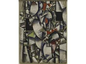 Leger - NUDE MODEL IN THE STUDIO