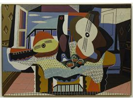 Picasso - MANDOLIN AND GUITAR