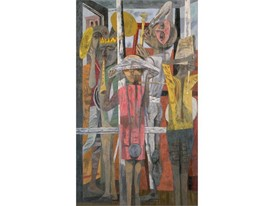 Guston The Porch