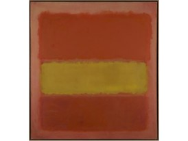 Rothko Yellow Band