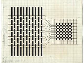 1994-40-17 27.5 On Weaving Plate 10 (1965)