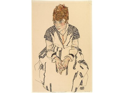 """The Guggenheim Bilbao Museum presents """"Egon Schiele from the Albertina Museum, Vienna"""", Opening Today - New Video Available"""