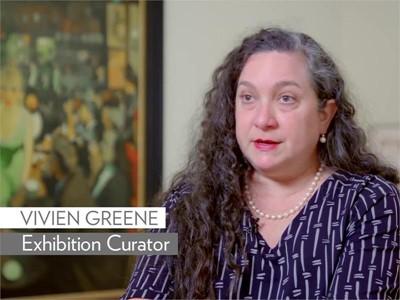 Paris Fin De Siecle ITV Curator Greene
