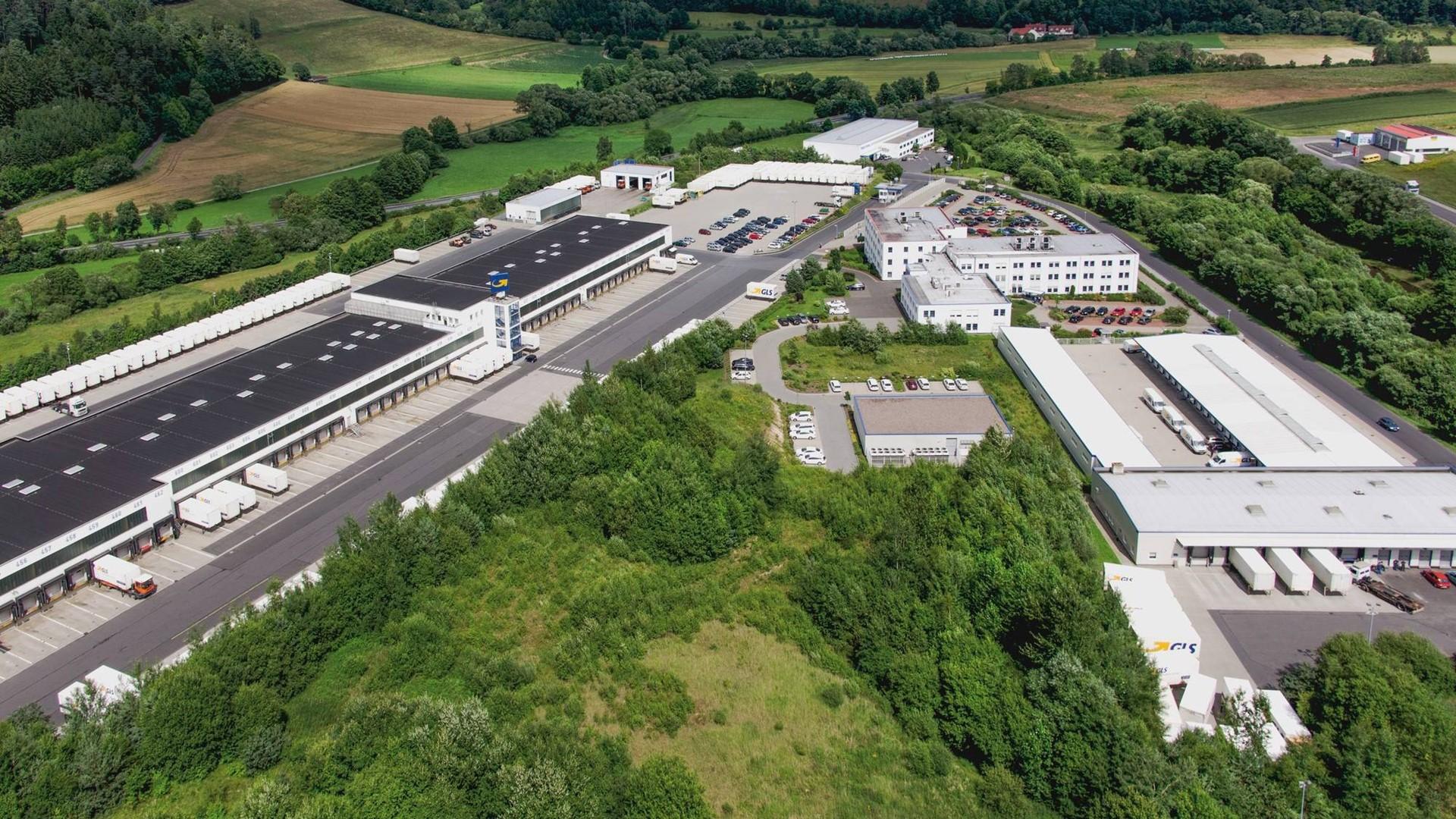 GLS-Hub in Neuenstein