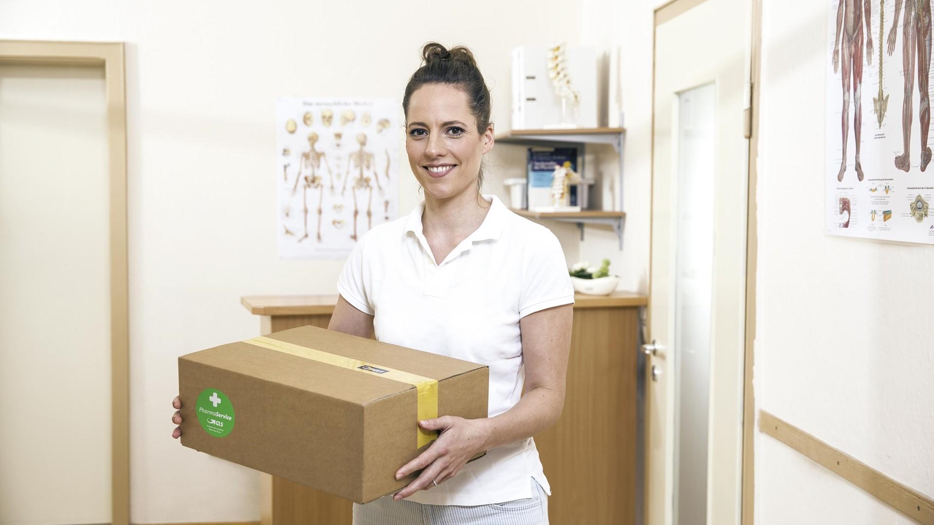 GLS Spain führt GDP-konformen PharmaService ein