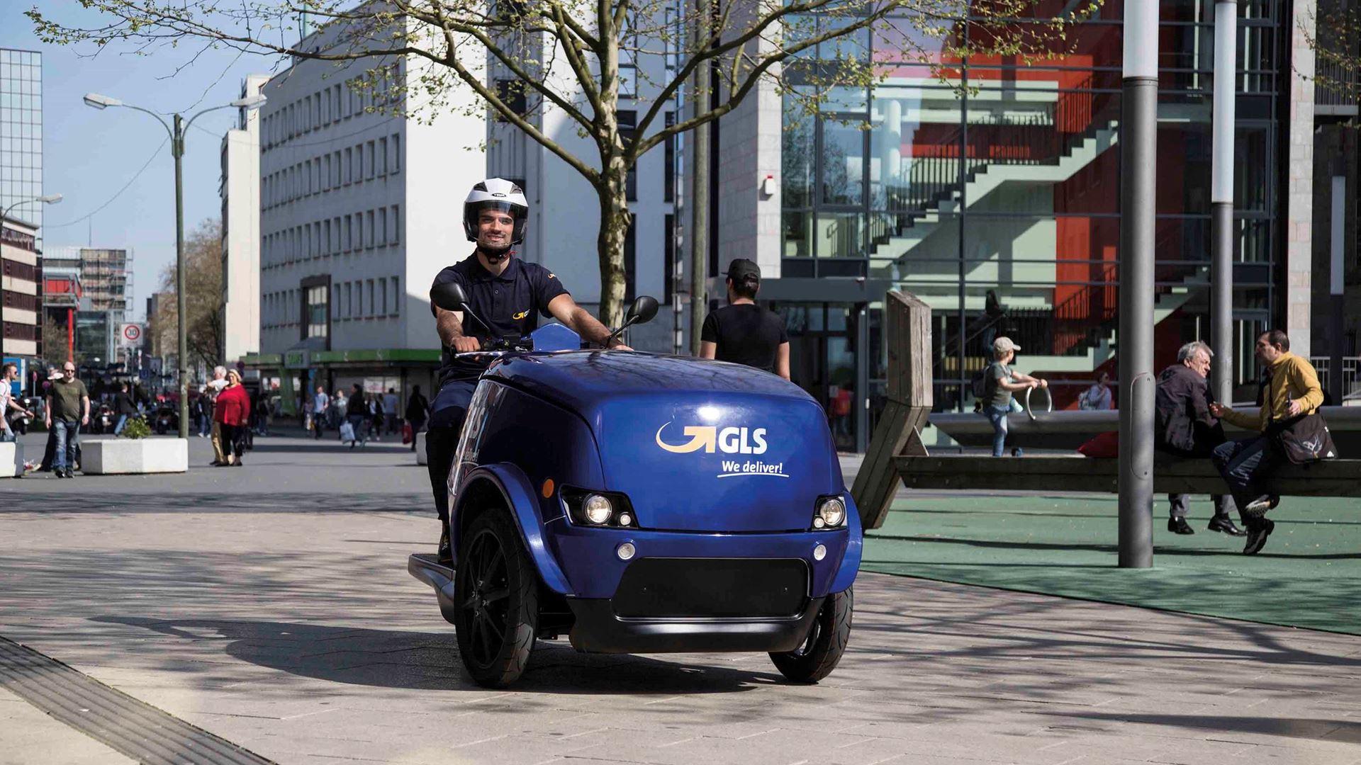 GLS Austria setzt auf Elektrofahrzeuge (1)