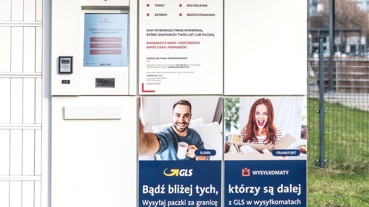 GLS Poland convenient parcel shipment