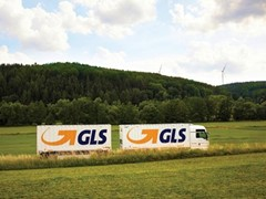 GLS stands for high-quality parcel services