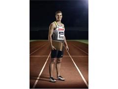 GLS unterstützt Julian Reus, Deutschlands schnellsten Sprinter