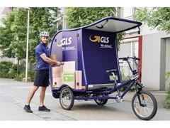 eMobilität in Dortmund: GLS stellt Fahrzeuge vor
